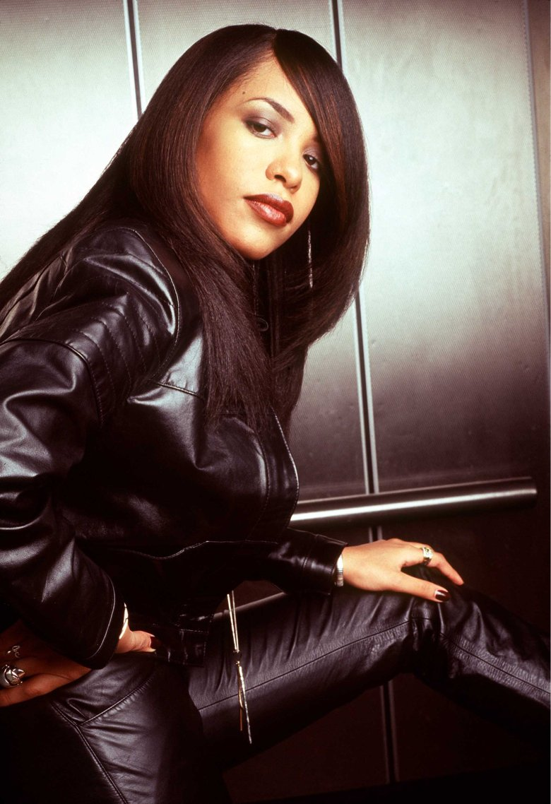 AALIYAH PHOTO SHOOT