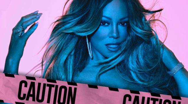 8e22d8e7 Caution: All the ways lambs can support Mariah Carey's new album – We Miss  Music
